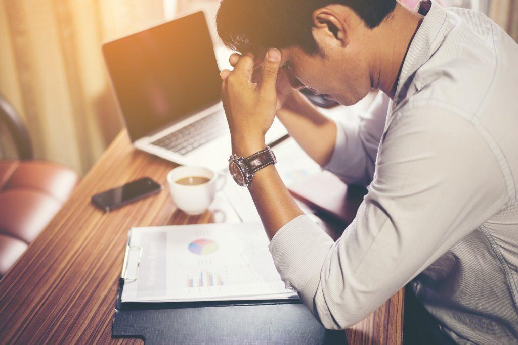 Ueberforderung erkennen und vermeiden. Was tun bei zuviel Stress im Job?